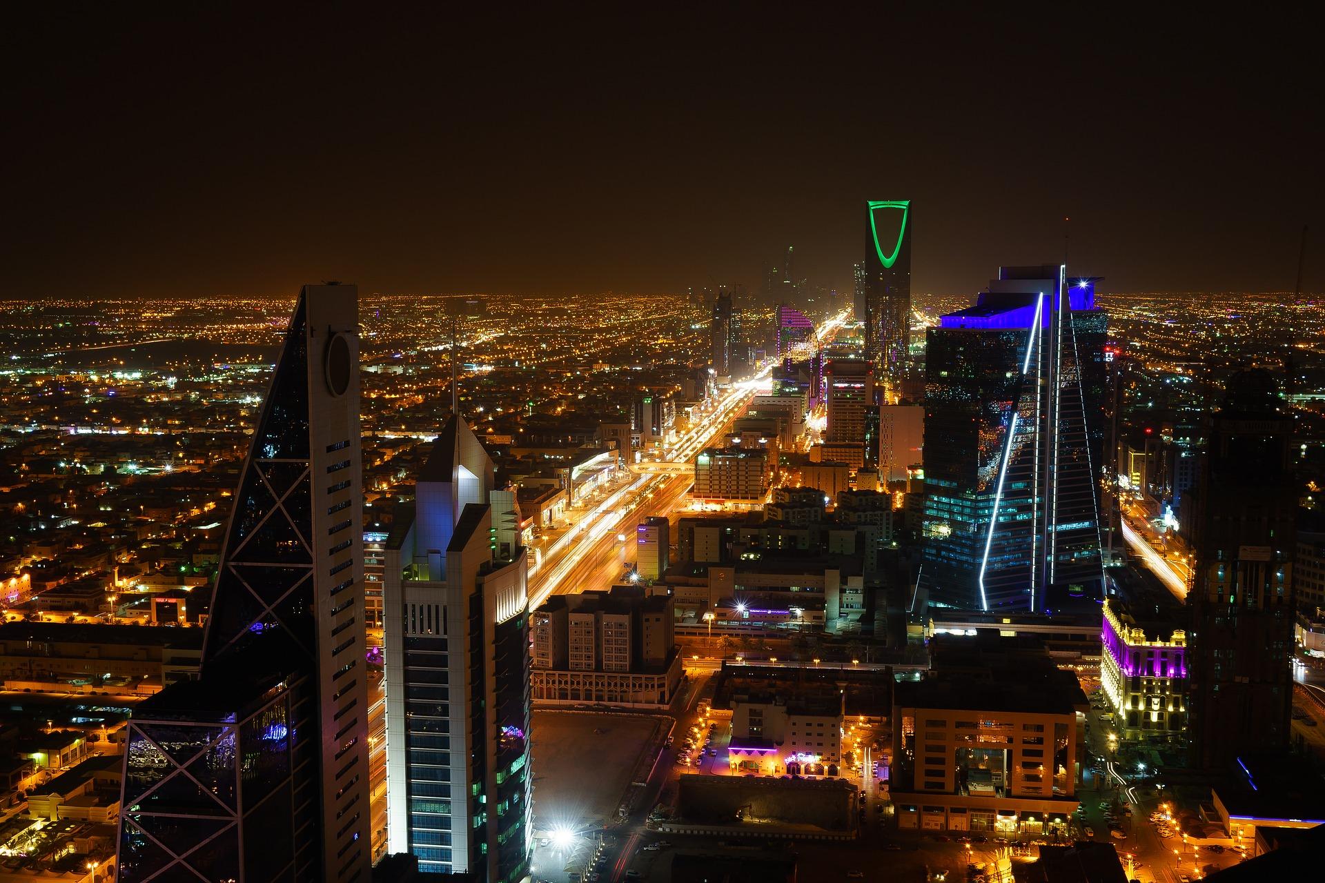 Saudi Arabia Blog Cover