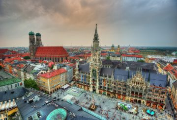 Germany Named Top Country for Work Abroad