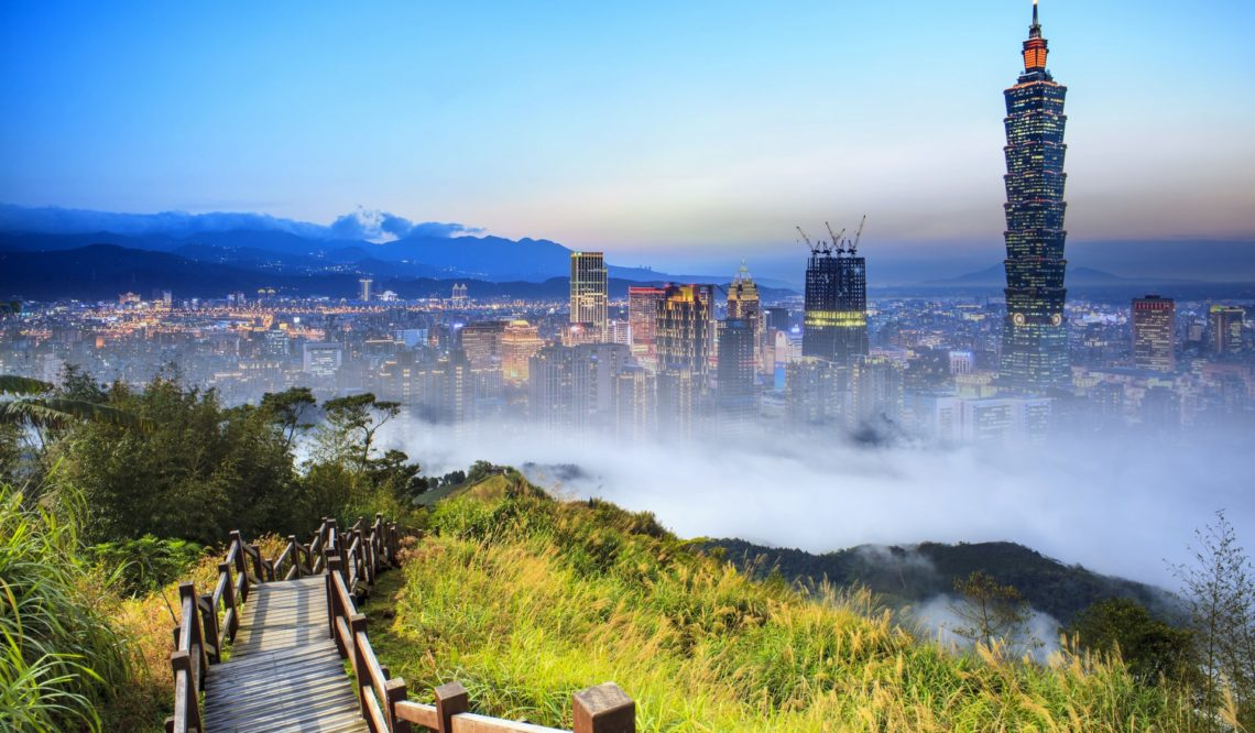 The Wonder of Diverse, Dynamic Taiwan