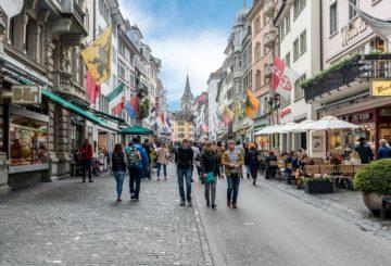 Job Hunting in Zurich